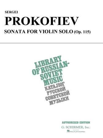 Product Cover for Sonata, Op. 115