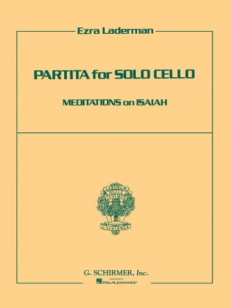 Product Cover for Partita for Solo Cello: Meditations on Isaiah