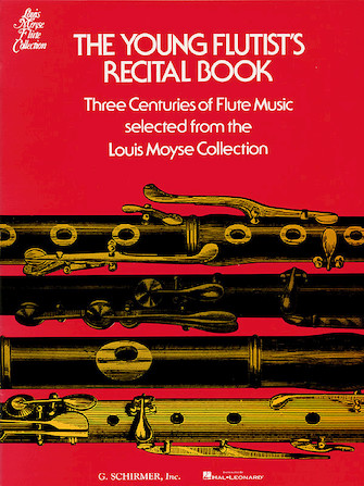 Product Cover for Young Flutist's Recital Book – Volume 1