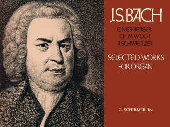 Product Cover for Selected Works for Organ