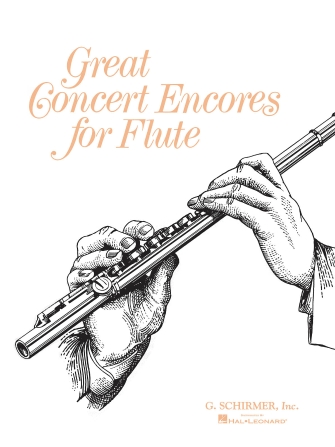 Product Cover for Great Concert Encores for Flute