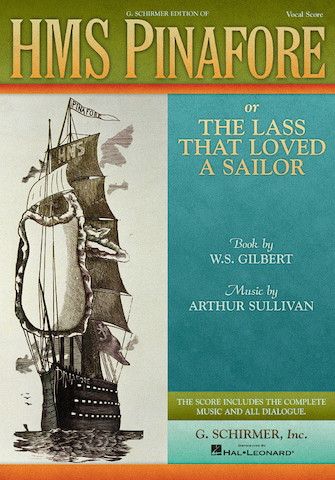 Product Cover for HMS Pinafore