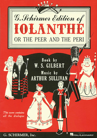 Product Cover for Iolanthe