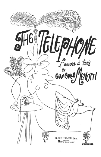 Product Cover for The Telephone