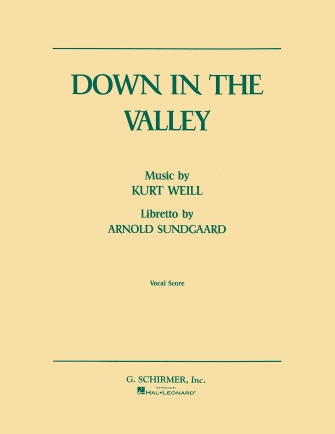 Product Cover for Down in the Valley