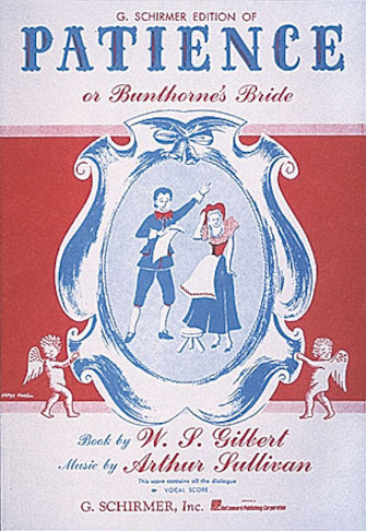 Product Cover for Patience (or Bunthorne's Bride)
