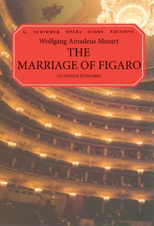Product Cover for The Marriage of Figaro (Le Nozze di Figaro)
