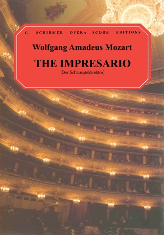 Product Cover for The Impresario