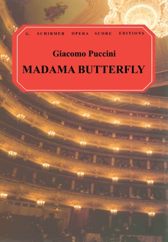 Product Cover for Madama Butterfly
