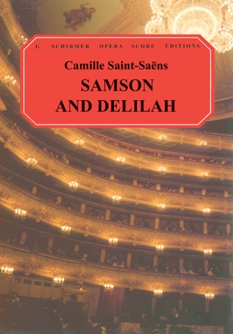Product Cover for Samson and Delilah