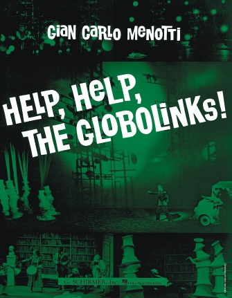 Product Cover for Help, Help, The Globolinks