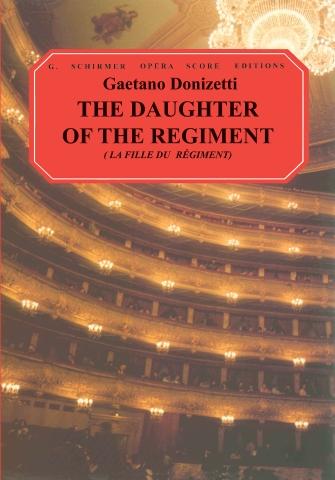 Product Cover for The Daughter of the Regiment (La Fille Du Régiment)