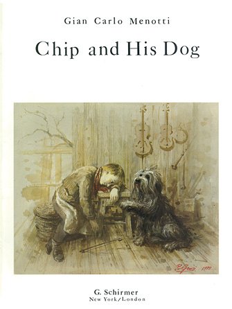 Product Cover for Chip and His Dog