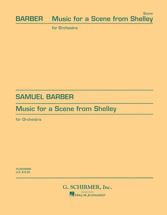 Product Cover for Music for a Scene from Shelley, Op. 7