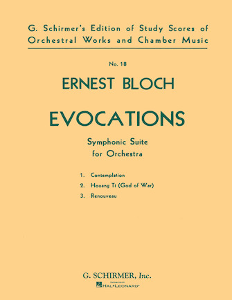 Product Cover for Evocations (Symphonic Suite)
