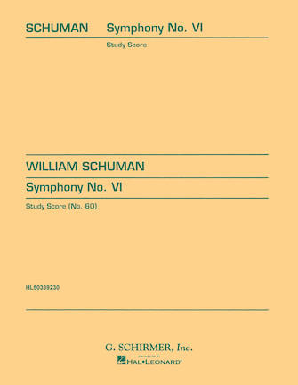 Product Cover for Symphony No. 6 (in one movement)