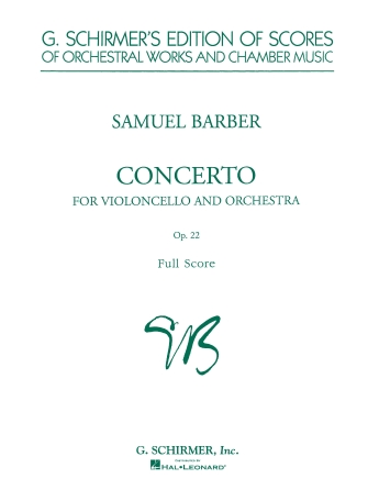 Product Cover for Cello Concerto, Op. 22