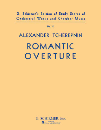 Product Cover for Romantic Overture