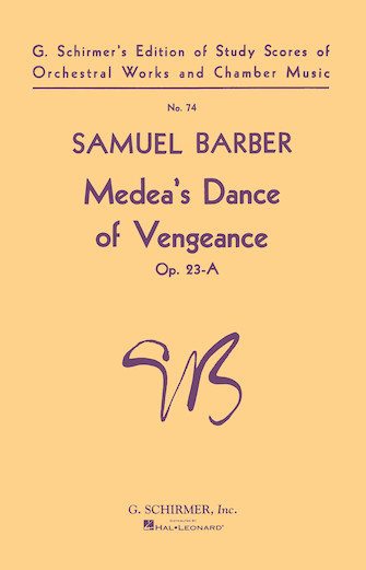 Product Cover for Medeas Dance of Vengeance, Op. 23a