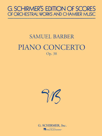 Product Cover for Piano Concerto, Op. 38