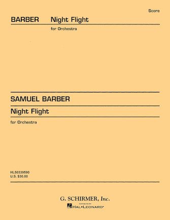 Product Cover for Night Flight, Op. 19a