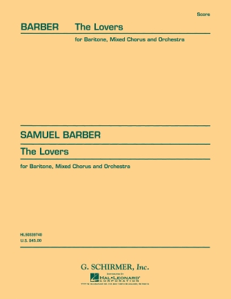 Product Cover for The Lovers, Op. 43