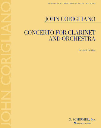 Product Cover for Concerto for Clarinet and Orchestra