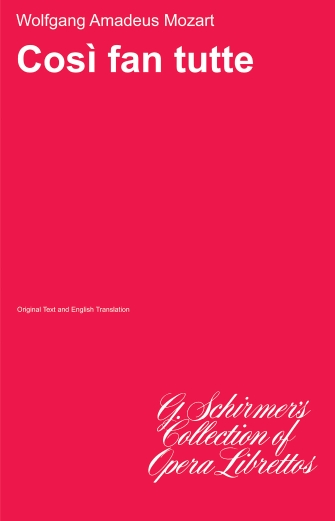 Product Cover for Così fan Tutte, K. 588