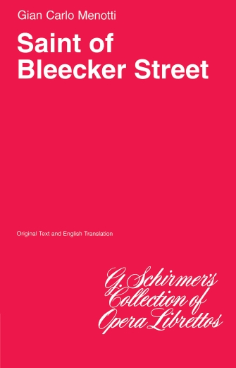 Product Cover for The Saint of Bleecker Street