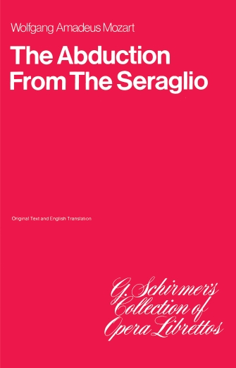 Product Cover for The Abduction from the Seraglio