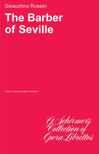 Product Cover for Il barbiere di Siviglia