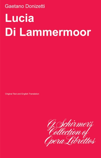 Product Cover for Lucia di Lammermoor