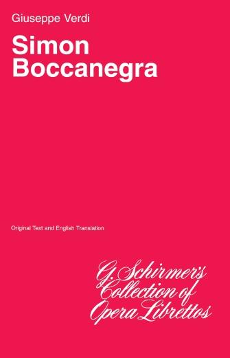 Product Cover for Simon Boccanegra