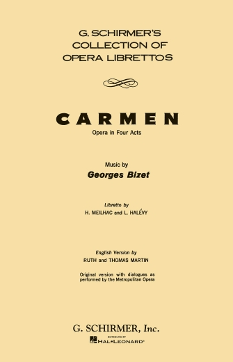 Product Cover for Carmen