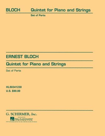 Product Cover for Quintet