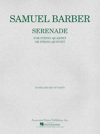 Product Cover for Serenade for Strings, Op. 1
