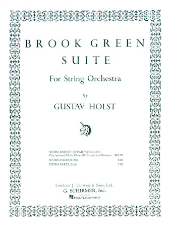 Product Cover for Brook Green Suite