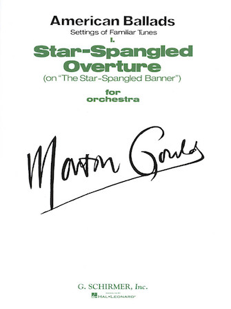 Product Cover for I. Star-Spangled Overture
