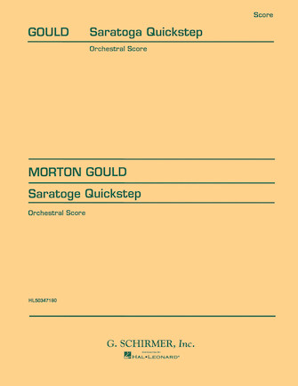 Product Cover for V. Saratoga Quickstep