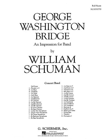 Product Cover for George Washington Bridge