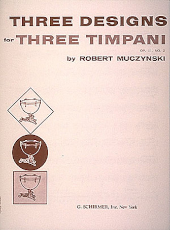 Product Cover for Designs for 3 timpani, Op. 11, No. 2