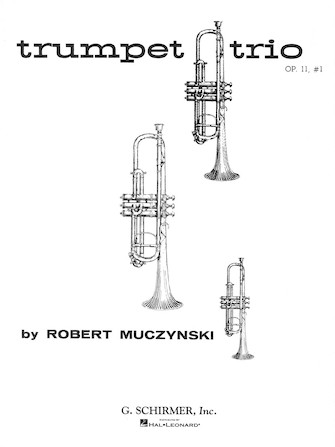Product Cover for Trumpet Trio, Op. 11, No. 1