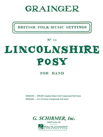 Product Cover for Lincolnshire Posy