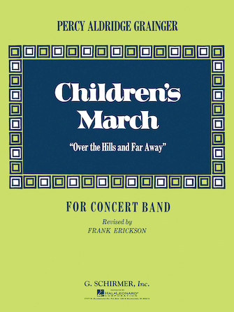 """Product Cover for Children's March (""""Over the Hills and Far Away"""")"""