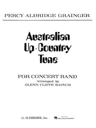 Product Cover for Australian Up-Country Tune