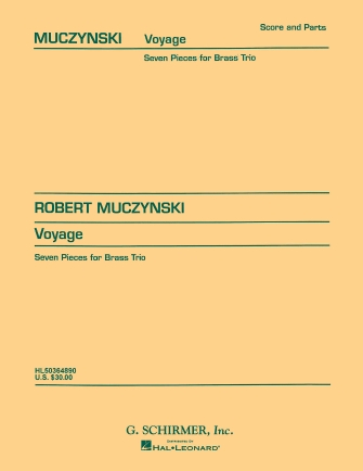 Product Cover for Voyage, Op. 27