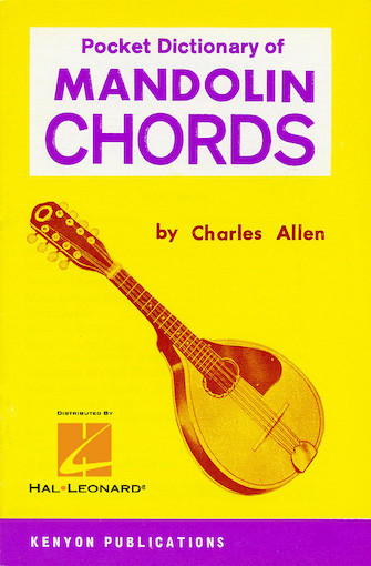 Pocket Dictionary of Mandolin Chords