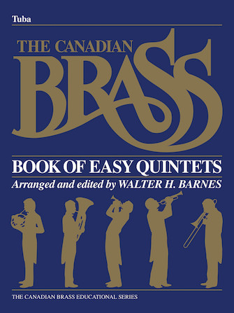 Product Cover for The Canadian Brass Book of Easy Quintets