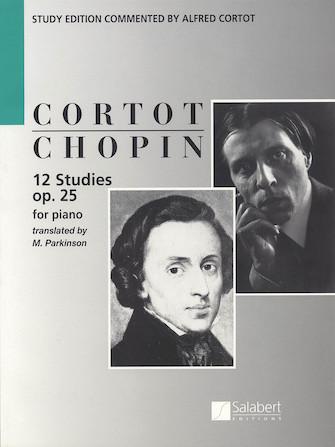 Product Cover for 12 Études, Op. 25