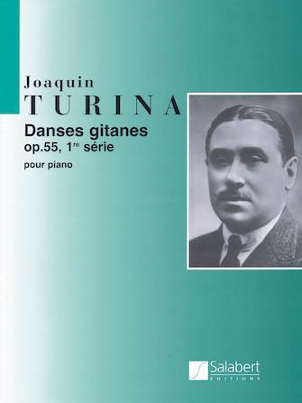 Product Cover for Danses Gitanes, Op. 55 – Volume 1